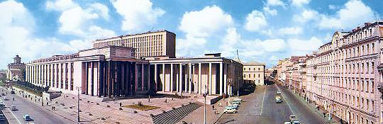 Ленинка - Российская Государственная библиотека им. В.И.Ленина